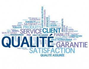 Qualite satisfaction client